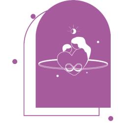 Szív alakú gyöngykehely anyatej gyönggyel - 925 ezüst